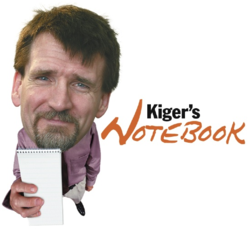 Kiger's Notebook blogo 2x